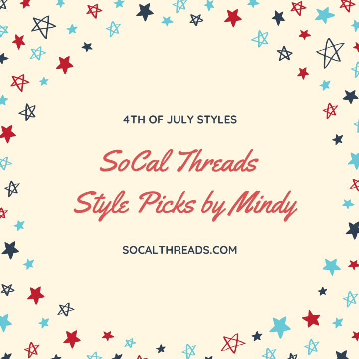 17 Favorite 4th of July Styles! Best Ways to Wear RED, WHITE andBLUE!
